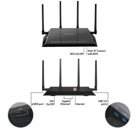 Router Per netgear nighthawk x4 r7500 ac2350 smart wifi router