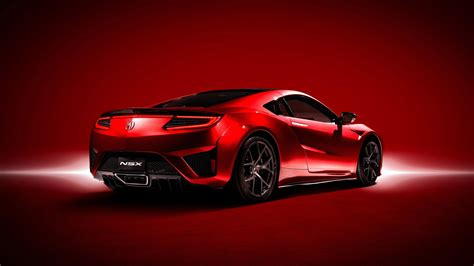 2017 wallpapers hd wallpapers id acura nsx 2017 2 wallpaper hd car wallpapers id 6576