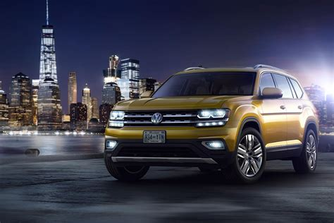 volkswagen atlas 2018 introducing the all new 2018 volkswagen atlas
