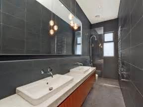 Bathroom Ensuite Ideas by Ensuite Bathroom Ideas With Fixture Lighting