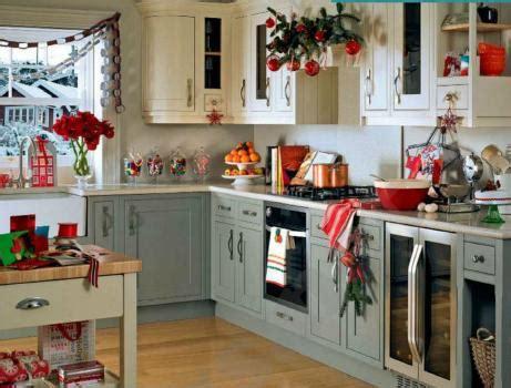 accesorios para decorar la cocina como decorar una cocina en navidad en 2016