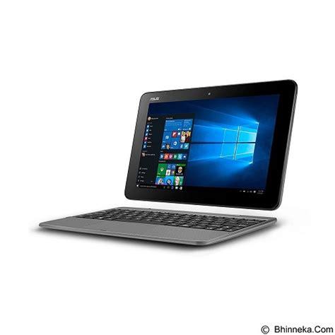 Asus T101ha Gr013t Intel X5 Z8350 2gb 128gb Win10 Touchscreen Grey jual asus transformer book t101ha gr013t 90nb0bk1 m00620 glacier grey harga notebook