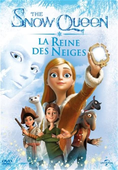 film animasi snow queen the snow queen la reine des neiges 2012 horreur net