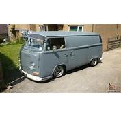 Vw T2 Bay Window Panel Van For Sale