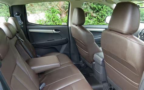 isuzu dmax interior isuzu d max utah double cab 4x4 car write ups