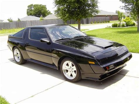 mitsubishi conquest chrysler conquest chrysler conquest mitsubishi starion