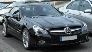 Mercedes Sl Wiki File Mercedes Sl 500 R230 Ii Facelift Front 20100710 Jpg