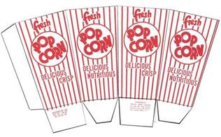 8 best images of boxes of food mini printables american