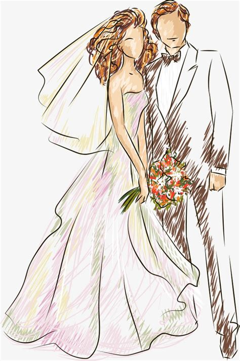 wedding vector file vector wedding characters illustration character