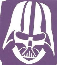 36x48 3 layer stencil of star wars 3 layer stencil