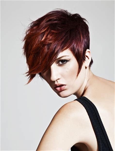 haircut on long red hair cut to a pixie cut stylish short hair style ideas 2013 hairstyles 2015 hair