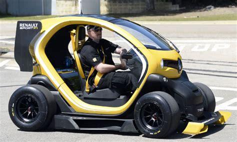 Renault Sport F1 Twizy Renault Sport F1 Un Prototype Qui A Du Peps