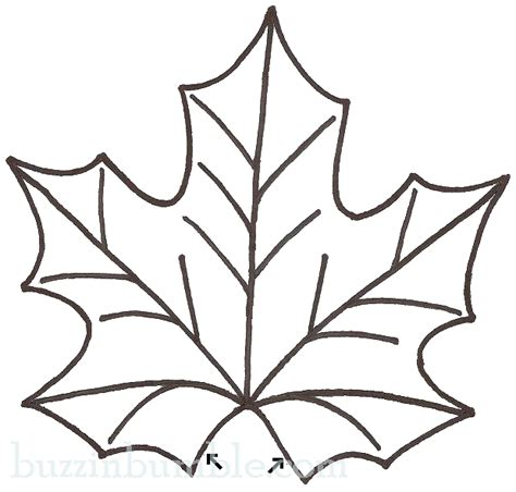 buzzinbumble maple leaf mug rugs or coasters tutorial
