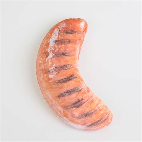 Sausage Pillow by Sausage Pillow The Green