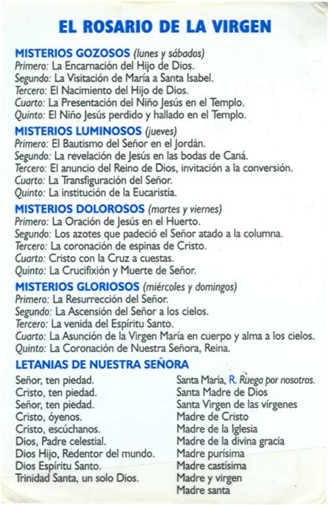 rosario de los difuntos con todos los misterios recemos en familia santo rosario