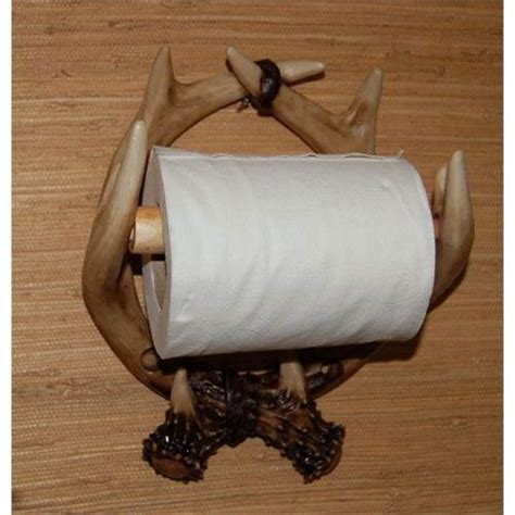 Toilet Paper Holder Crafts For - deer antler toilet paper holder craft tex ladybug paper