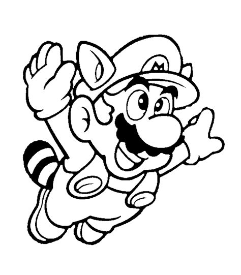 Mario Color Pages mario coloring pages coloringpagesabc
