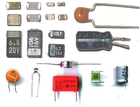 capacitor types list how to choose a capacitor you need
