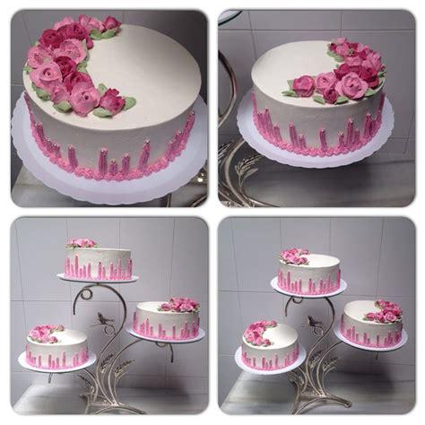 como decorar pasteles con rosas como hacer flores para tortas y pasteles con fondant