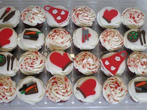 best bridal shower cupcake recipes kitchen themed bridal shower cupcakes cakecentral