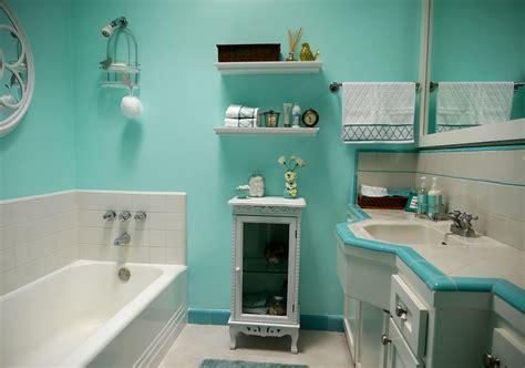jamaican bathroom ванная комната бирюзового цвета