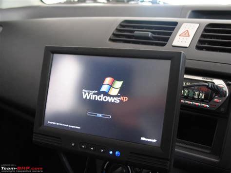 Auto Computer by My Car Computer Installation Team Bhp