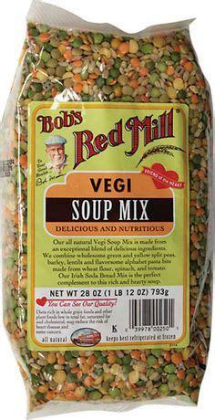 Bob S Mill Vegi Soup Mix 793g best bobs mill vegi soup mix recipe on