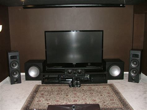 Subwoofer Untuk Home Theater pdominguez s home theater gallery home theater 70 photos