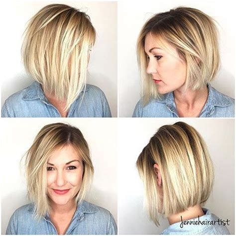 short angled bobs that can be wore straight or curly 25 best ideas about blonde bob hairstyles on pinterest