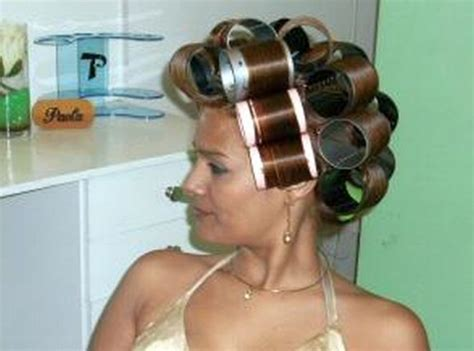 roller set perfect hair pinterest roller set pin by zs 243 fia pink on hair rollers and curlers pinterest