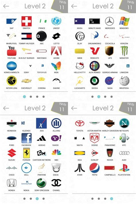 logo quiz level 6 logo 44 logos quiz l 246 sungen logos quiz answers alle marken f 252 r