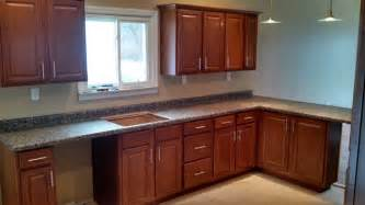 Lowe s in stock cabinets traditional kitchen