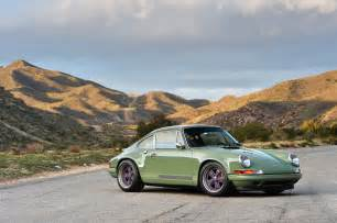 Porsche 911 Singer Porsche 911 Reimagined By Singer Drew Phillips Photography