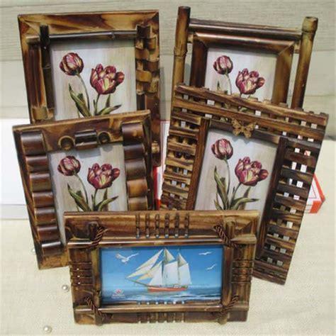 cara membuat jemuran dari bambu cara membuat bingkai foto dari bambu 187 infoana com