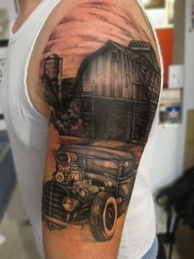 automotive tattoo sleeve 20 amazing car themed tattoos