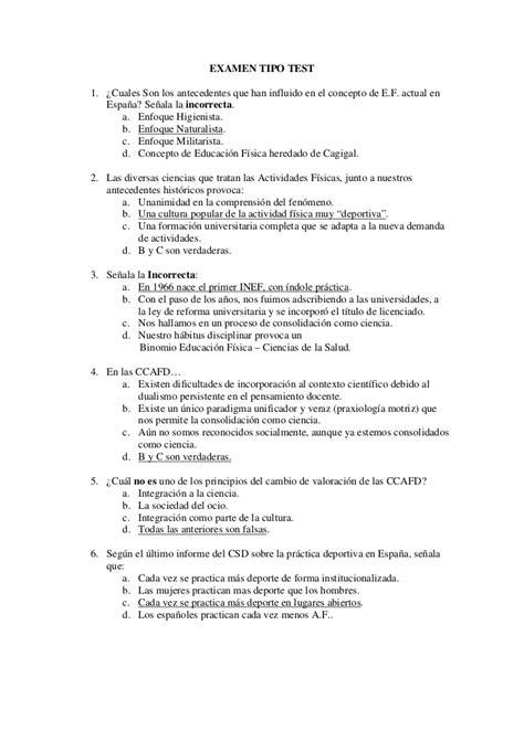 preguntas historia general examen test conceptuales