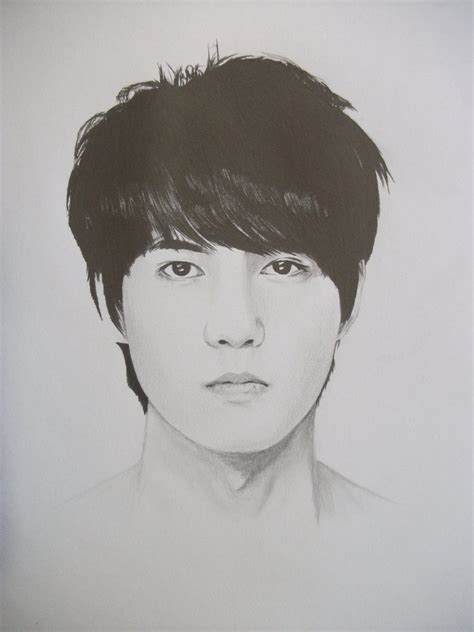 sketchbook yonghwa cnblue part 2 by law3208 on deviantart