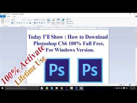 how to get full version photoshop cs6 free download adobe photoshop cs6 for free full version windows