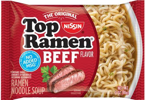 Ramen Nissin nissin ramen flavors