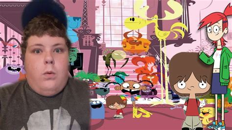 the fosters home for imaginary friends theory
