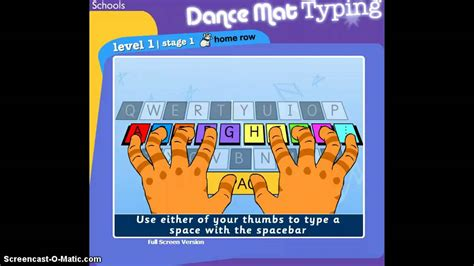 Mat Typing 0 by Mat Typing Demo
