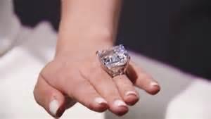 5 million dollar wedding ring this 100 carat sold for 22 million at