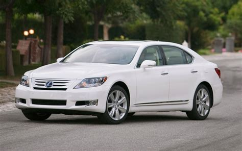 how it works cars 2011 lexus ls hybrid electronic throttle control 2011 lexus ls 600h l first test motor trend
