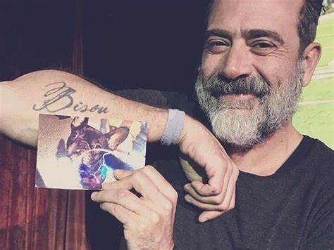 jeffrey dean morgan tattoos 25 best ideas about dean on he