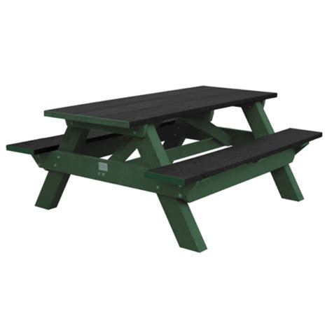 8 standard wheelchair accessible picnic table terracast