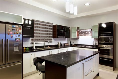 Kitchen Island Space by 5 Must See Filipino Celebrity Kitchens Rl