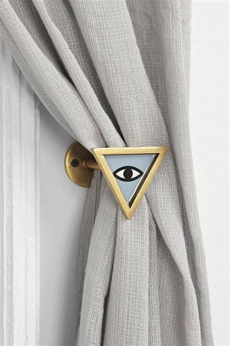 eye curtain the 25 best triangle eye ideas on pinterest polygon art