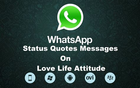 Whatsapp Quotes Whatsapp Status Quotes On Www Imgkid The