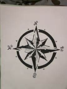 old compass rose tattoo www imgkid com the image kid