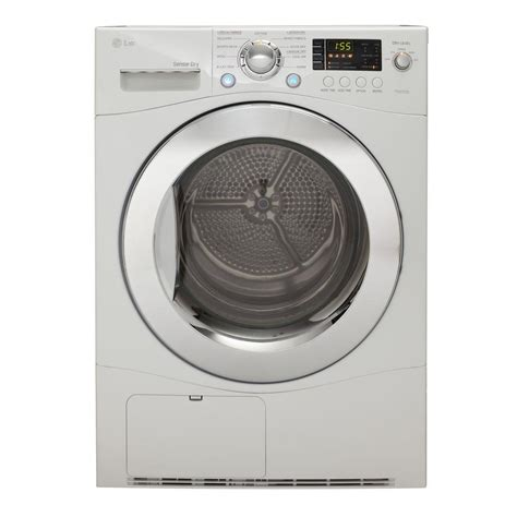 lg electronics 4 2 cu ft electric ventless dryer in